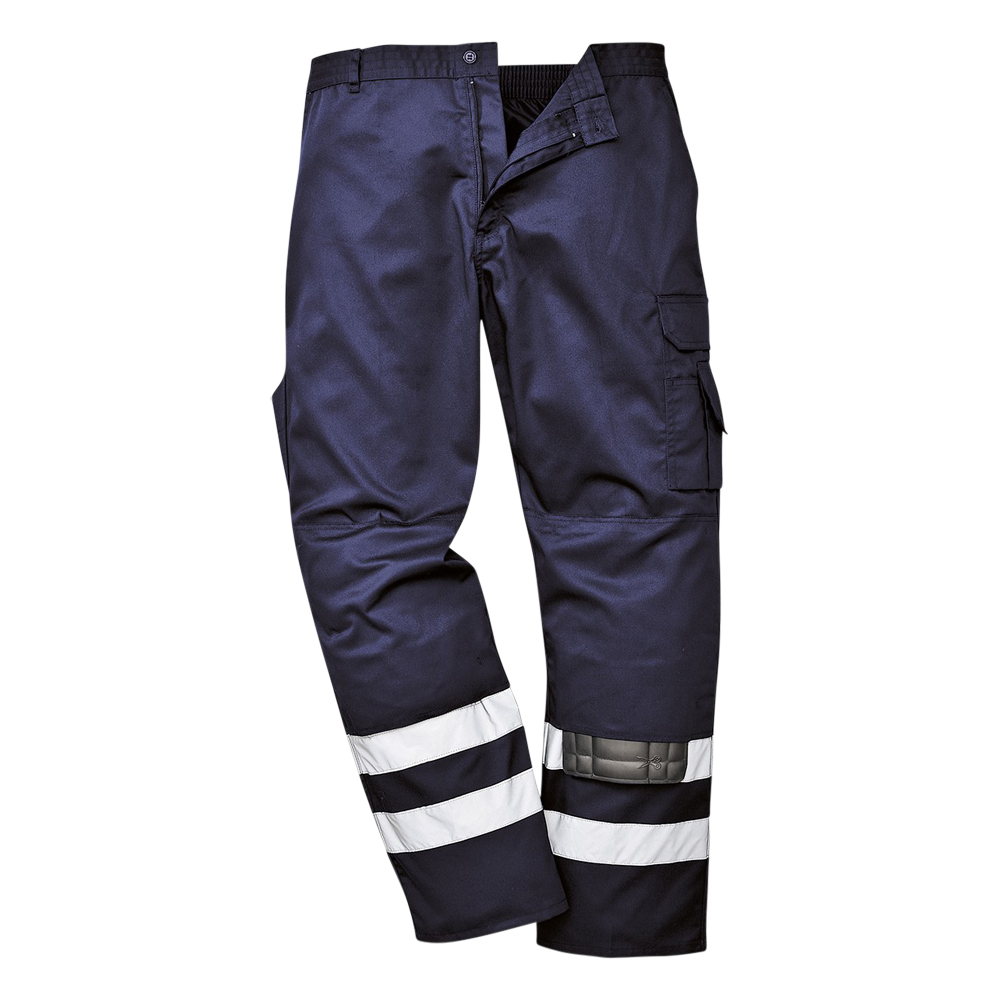 Iona Safety Trouser Navy
