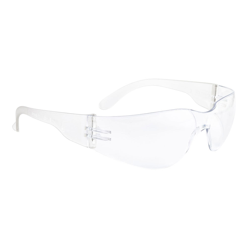 Lightweight Wrap-around Style safety Spectacle.