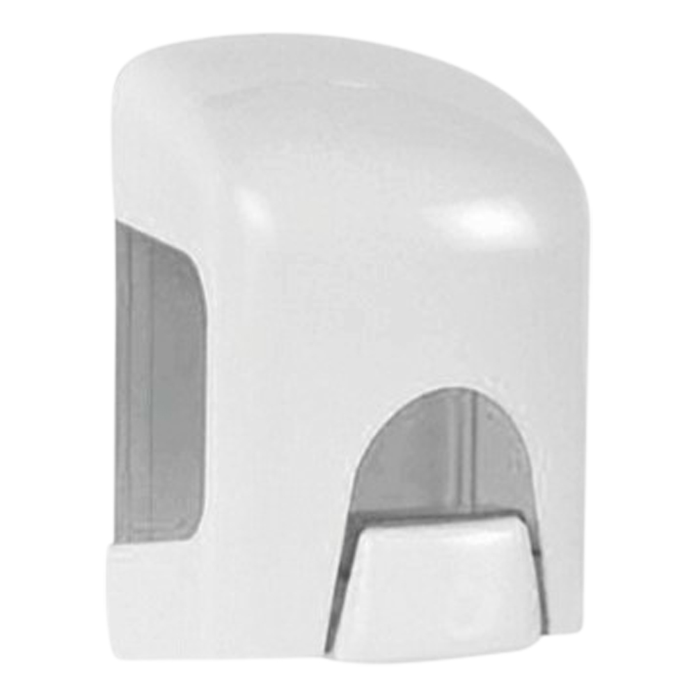 Optisan White Gel/Soap Dispenser (1 Litre)