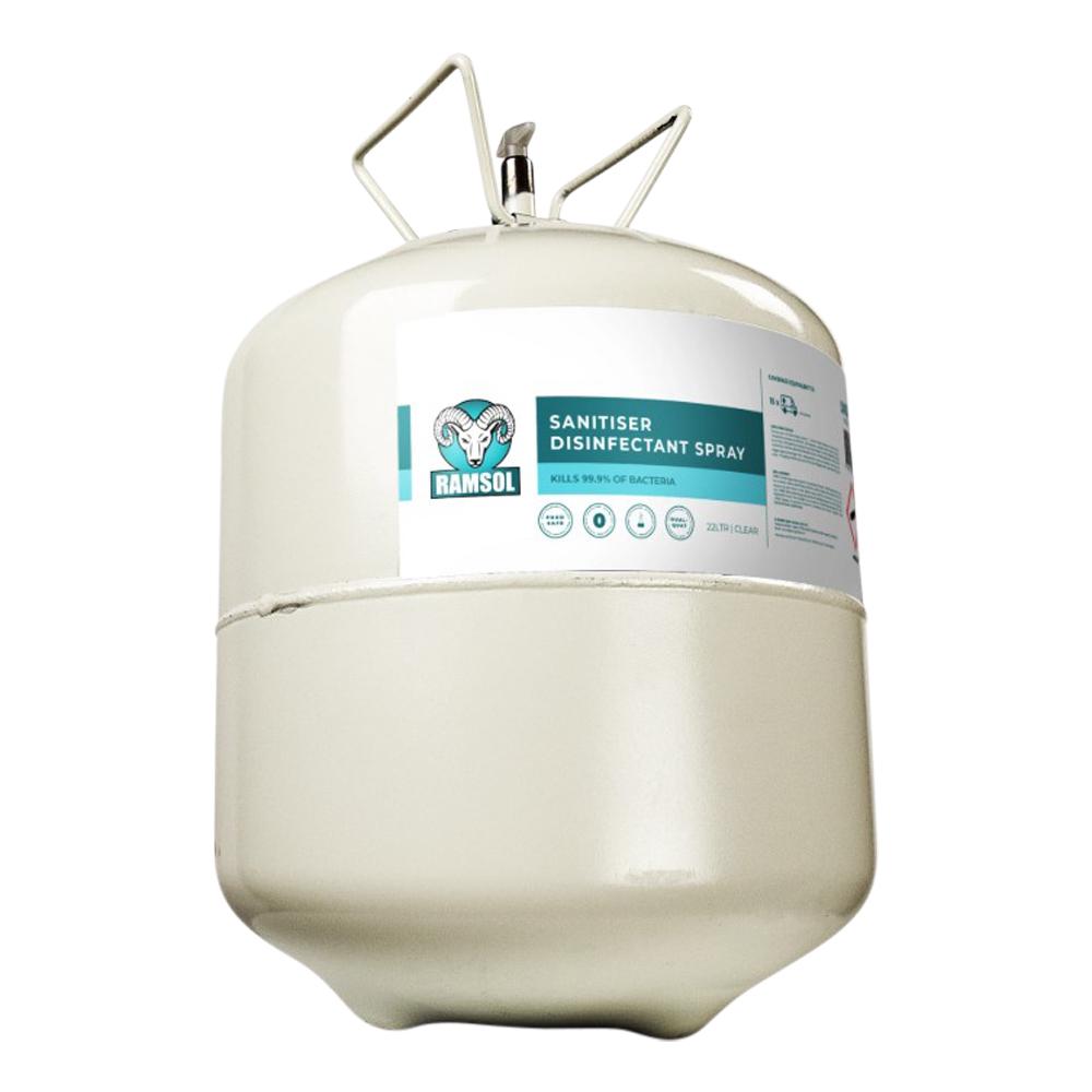 Sanitiser Disinfectant Spray 22 Litre Canister