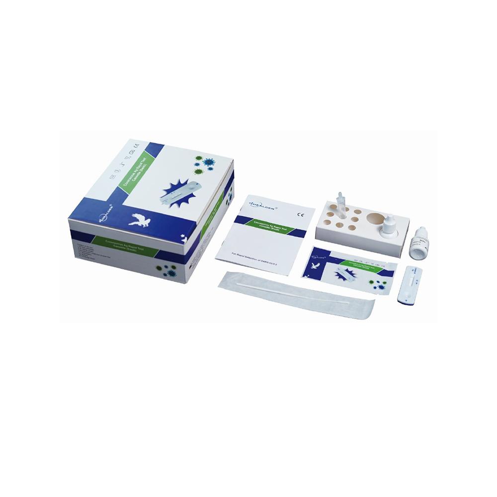 Healgen Rapid Antigen Test Kit. Box 20