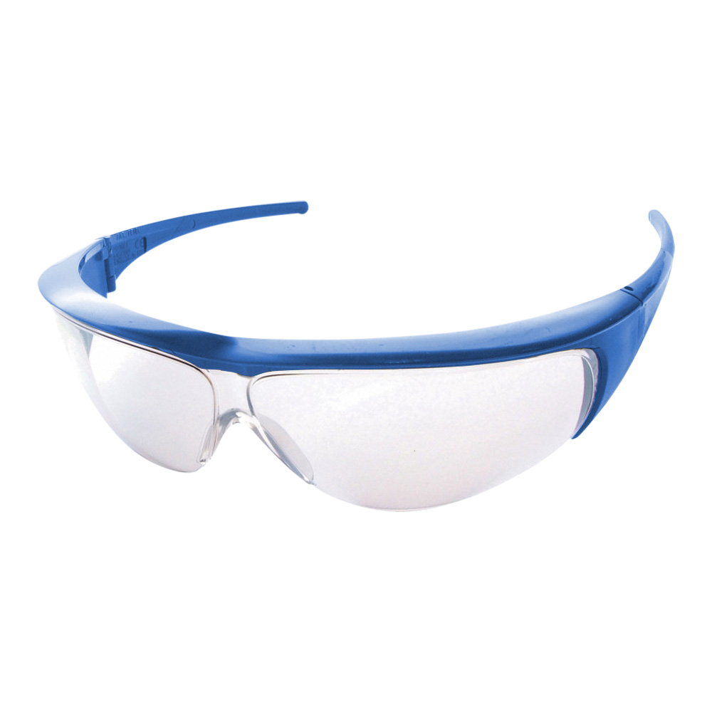 Millennia Spectacles (Blue Frame/Clear Lens)