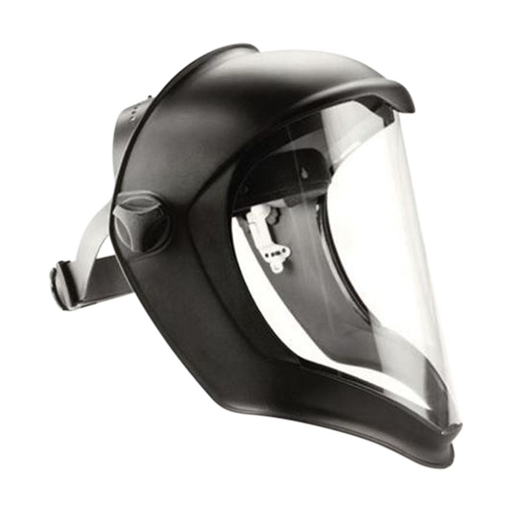 Pulsafe Bionic Faceshield With Clear Acetate Visor