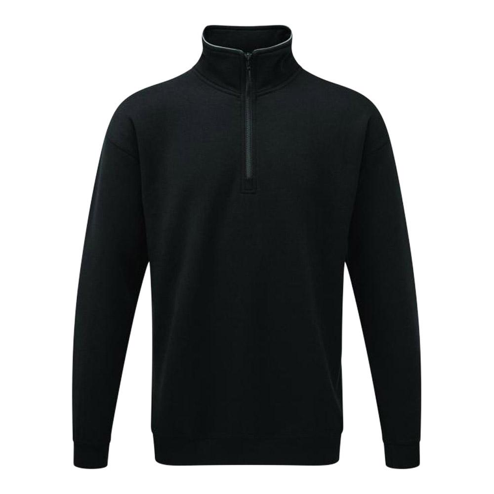 Grouse 1/4 Zipped Sweatshirt