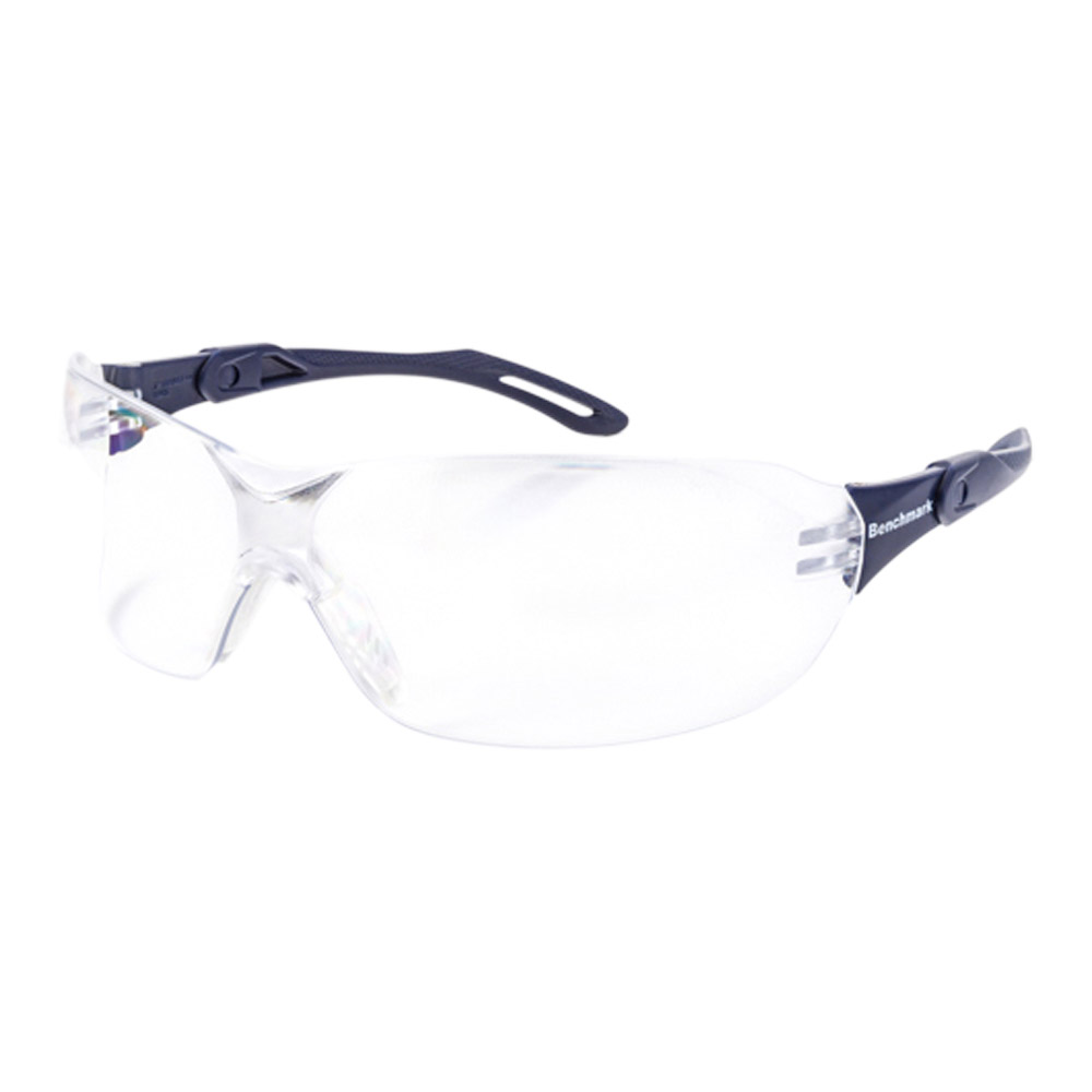 Anti Fog Lightweight Wrap-around Style Safety Spectacle.
