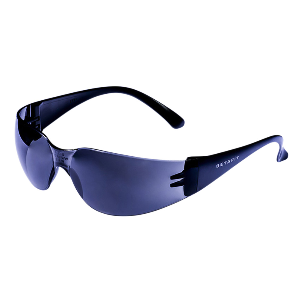 Betafit Geneva Safety Spectacles (Grey Lens)