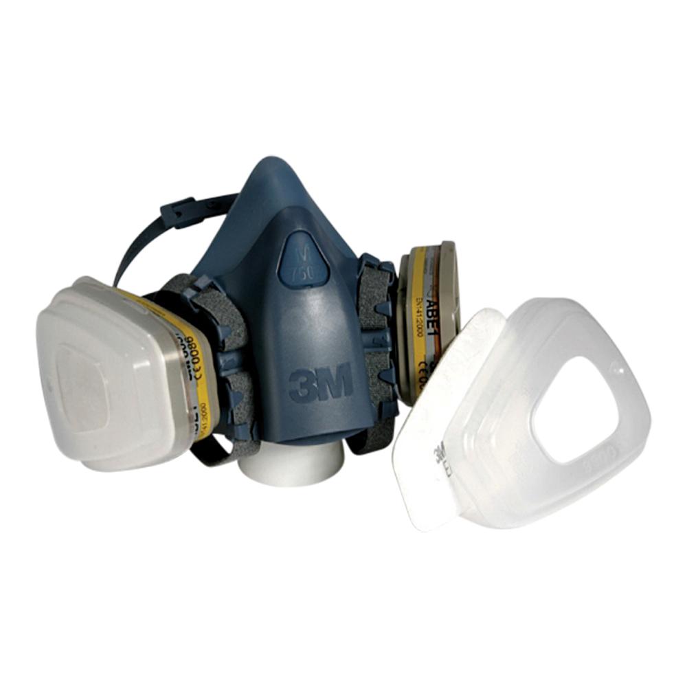 3M Silicone Half Mask – Medium