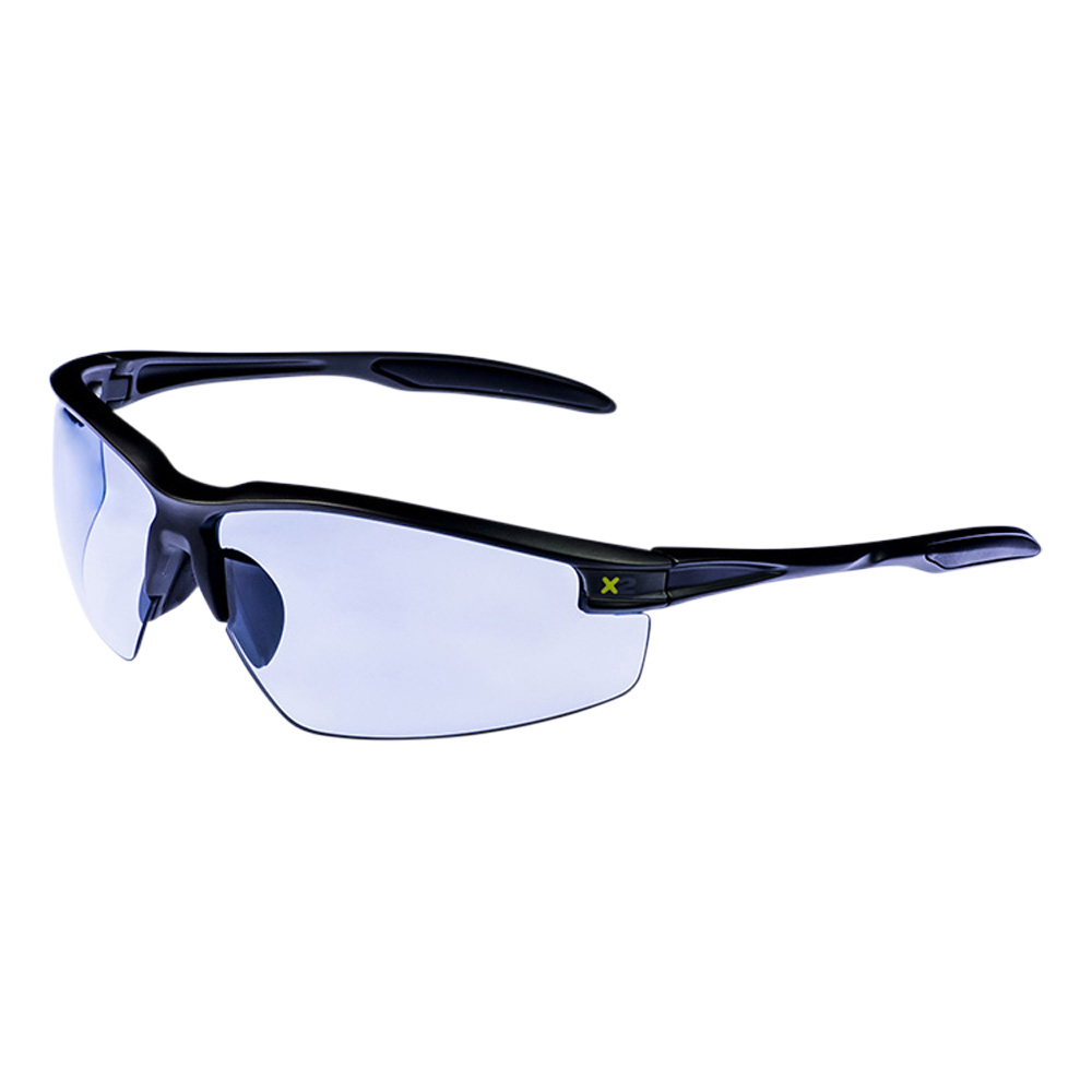 X2 Wraparound Spectacle With HD Blue Lens