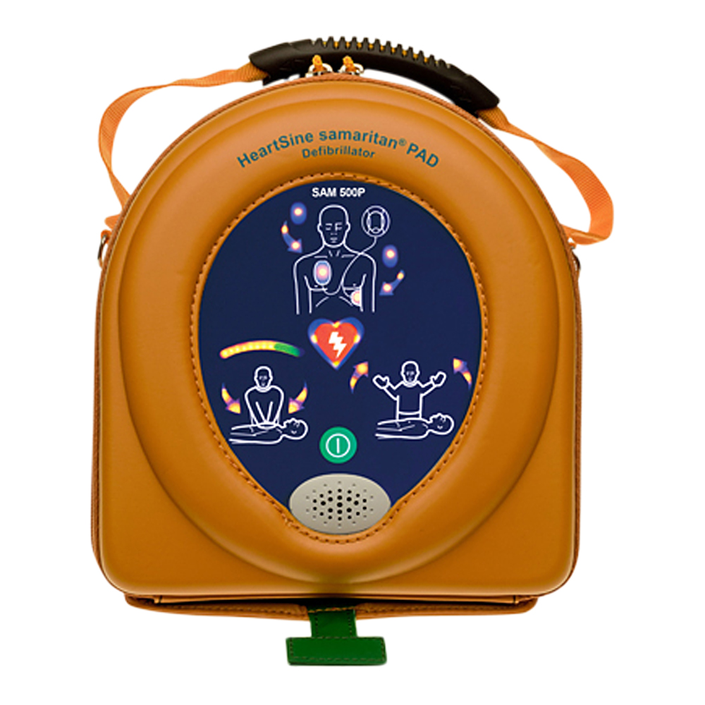 Heartsine 500P Defibrillator (Bronze Package)