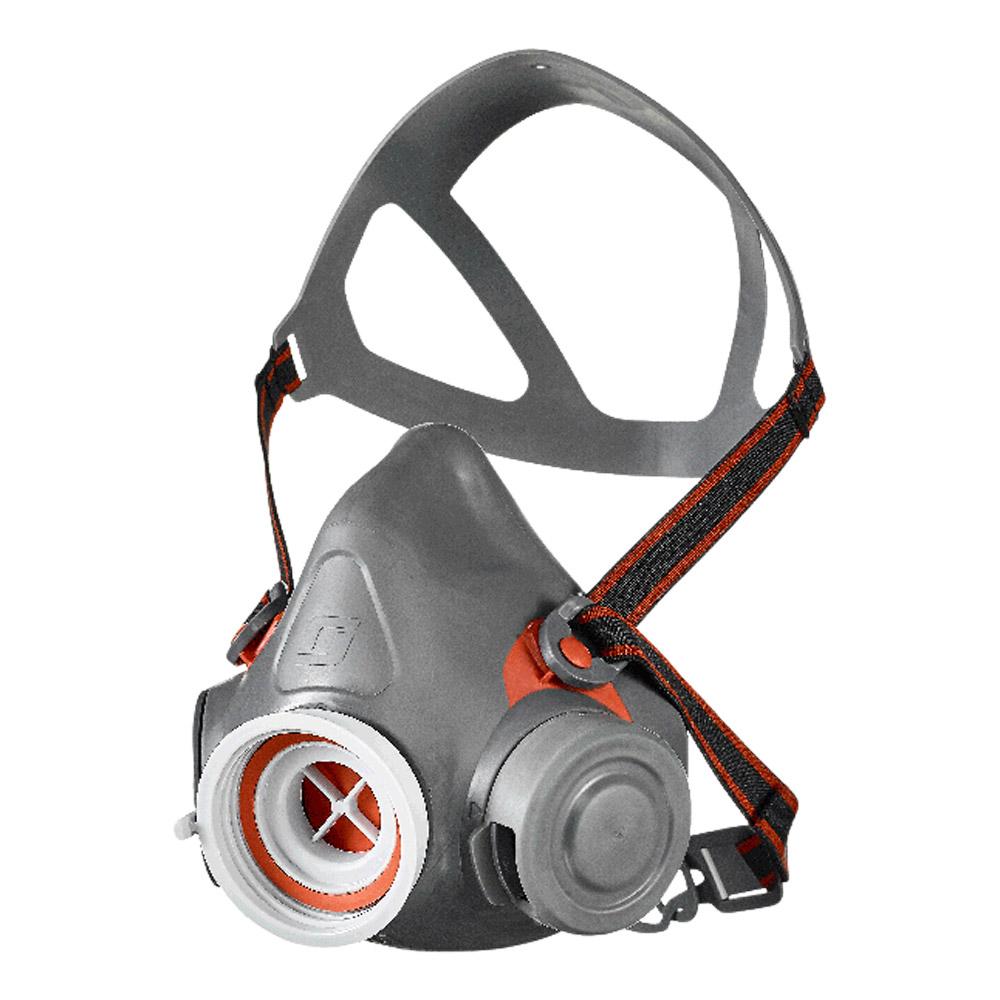 Scott Half Mask Respirator (m) P3 Ready Pack