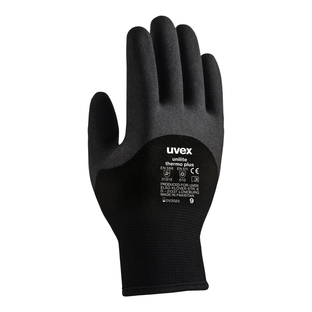 Uvex Unilite Thermo Plus Safety Glove