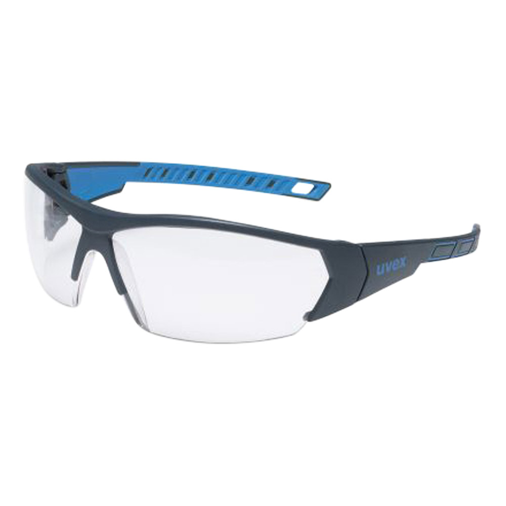 Uvex I Works Clear Safety Spectacles