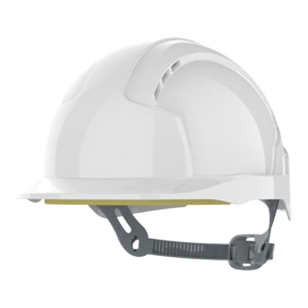 JSP Evolite Slip Ratchet Safety Helmet