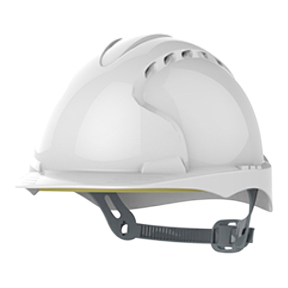 EVO2 Mid Peak Ventilated Helmet W/Slip Ratchet
