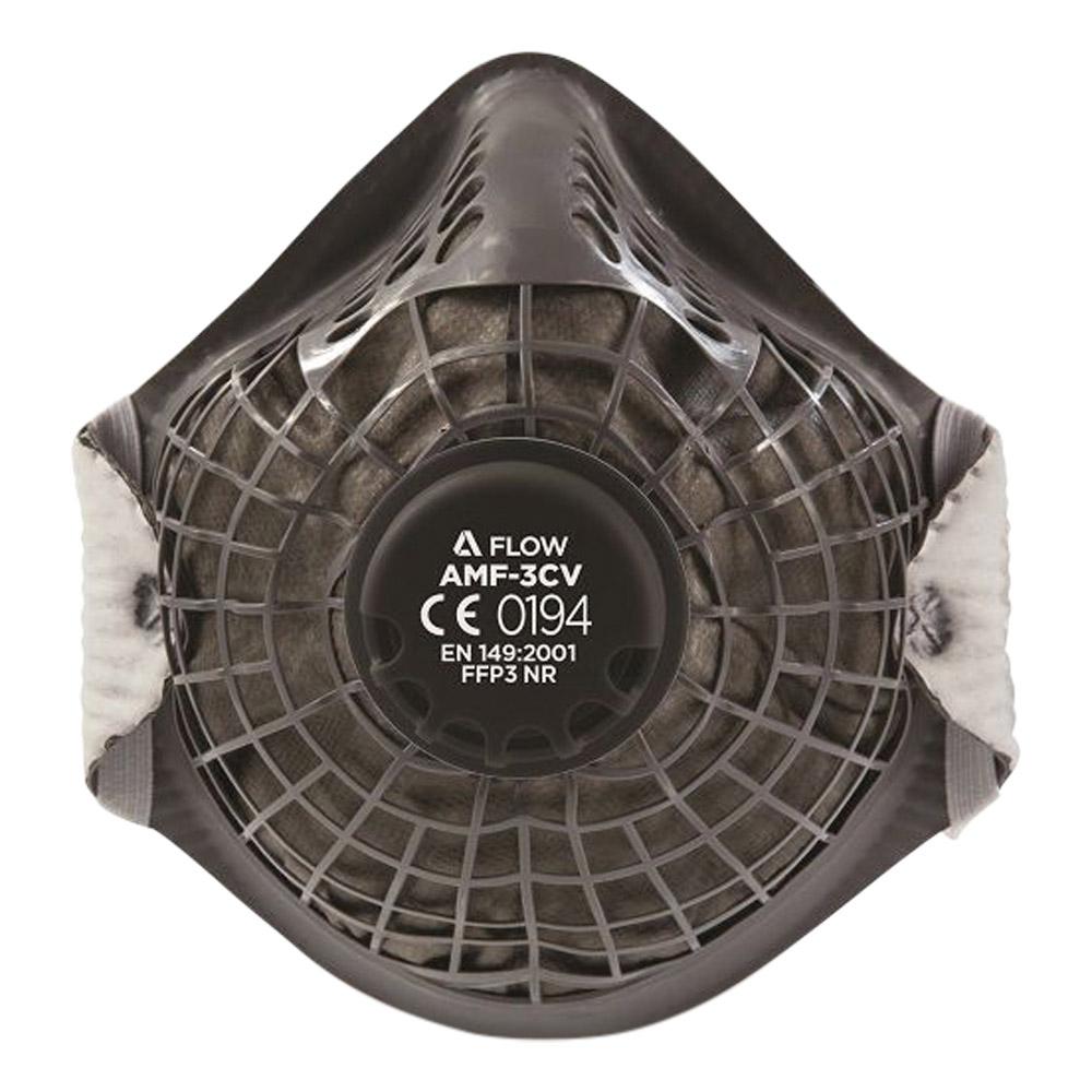 AlphaFlow Low Breathing Mesh Respirator FFP3 NR – EN 149 – [AL-AMF-3CV]
