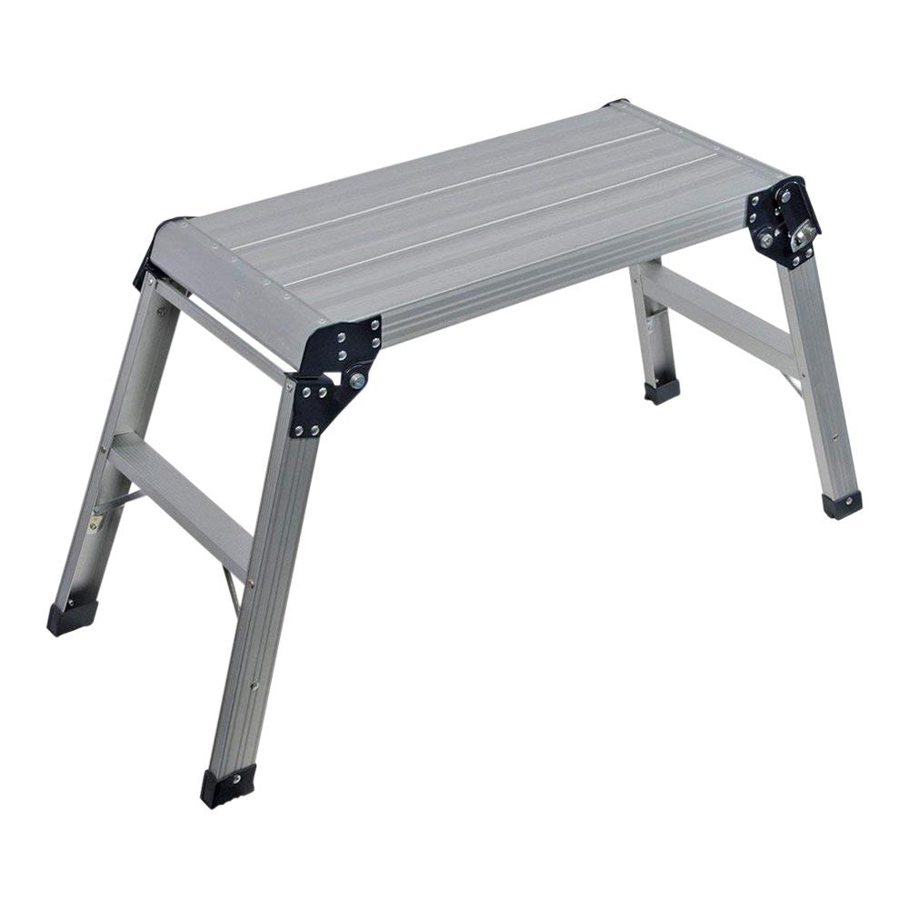 Square Aluminium Workstand 600mm X 300mm