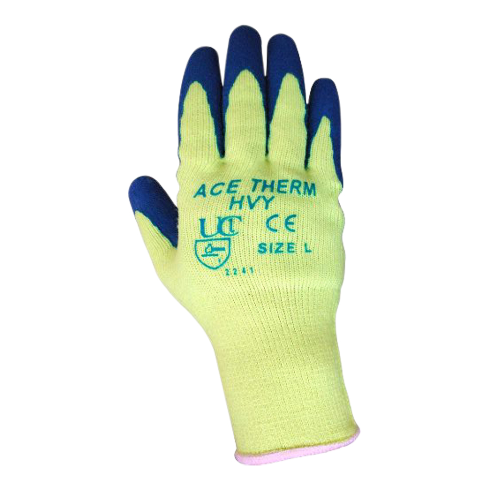 Thermal Knitted Grip Glove