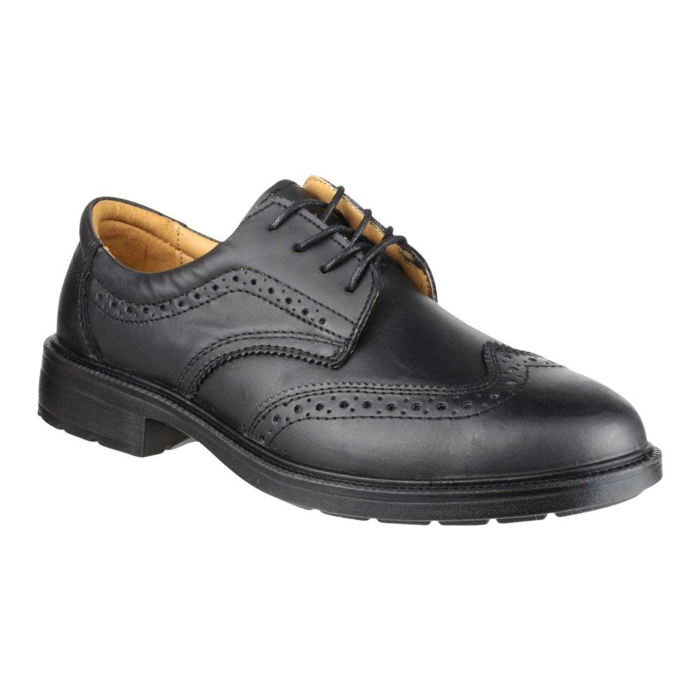 Amblers Brogue Safety Shoe