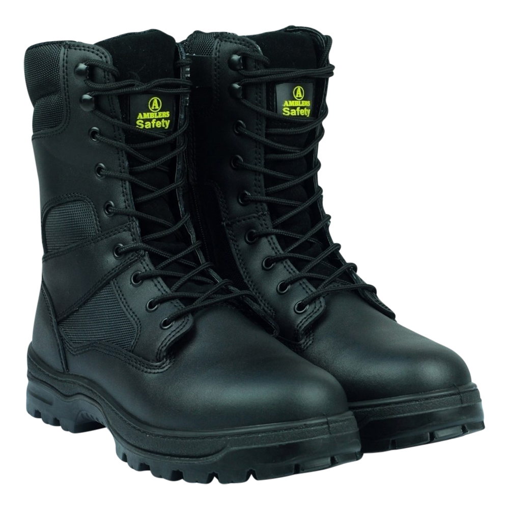 Amblers Side Zip Safety Boot