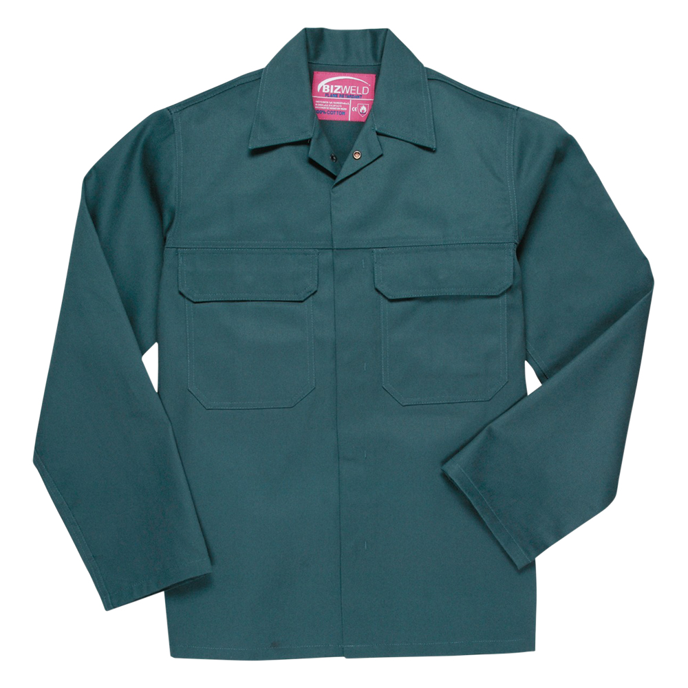 Flame Retardant Bizweld Jacket