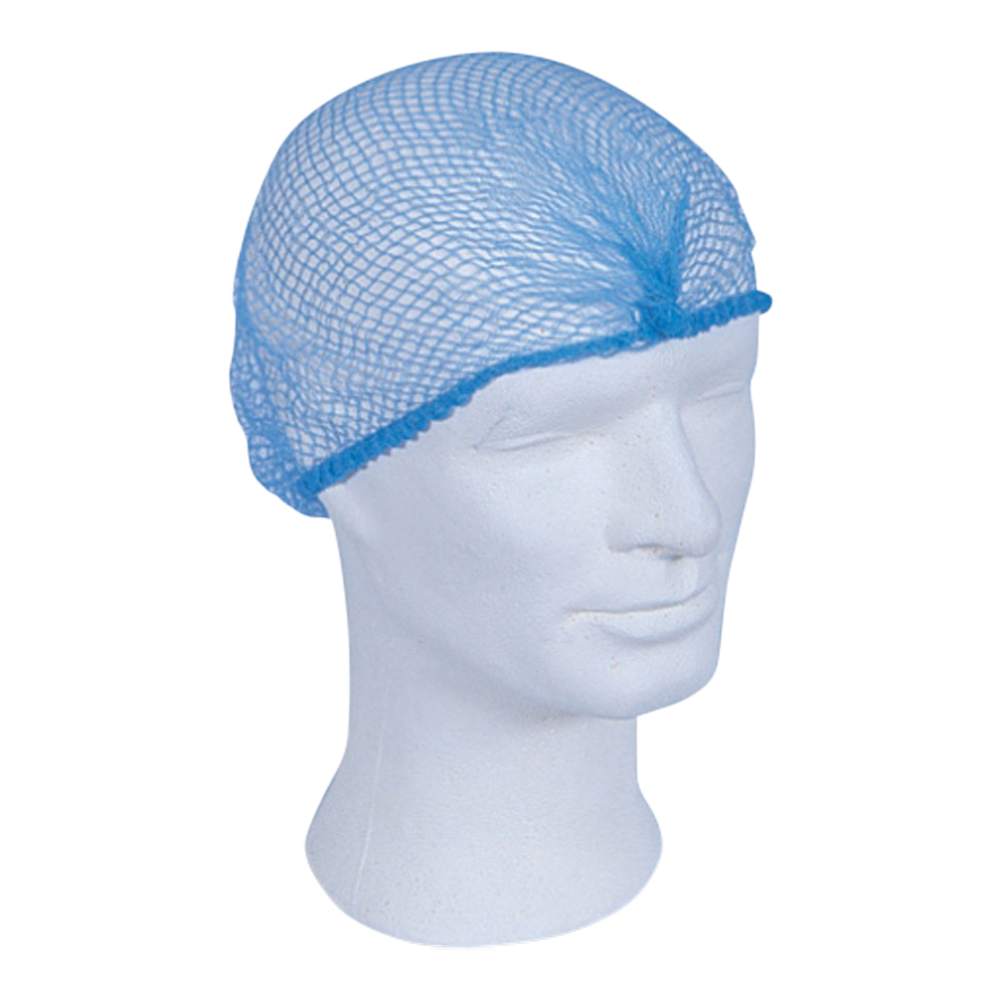 Elasticated Hair Nets (Pack Of 100)