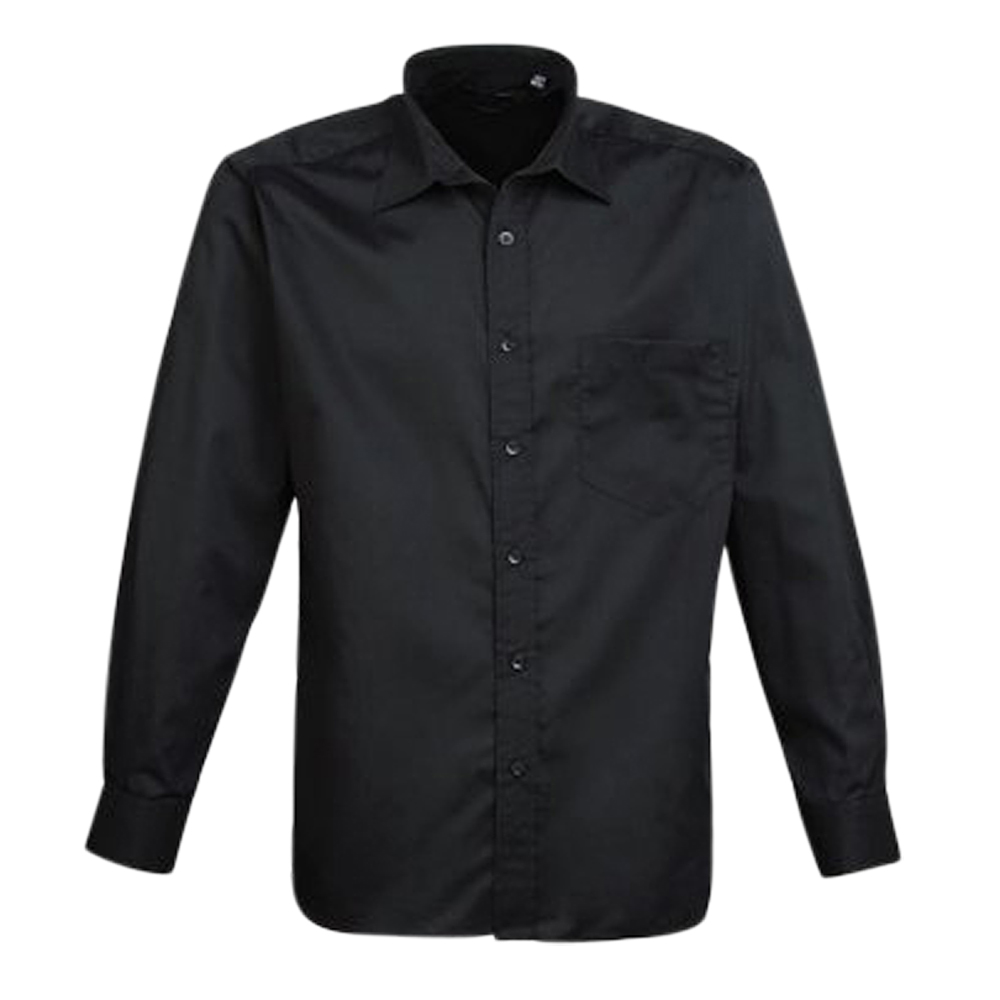 Essential Classic Long Sleeve Shirt
