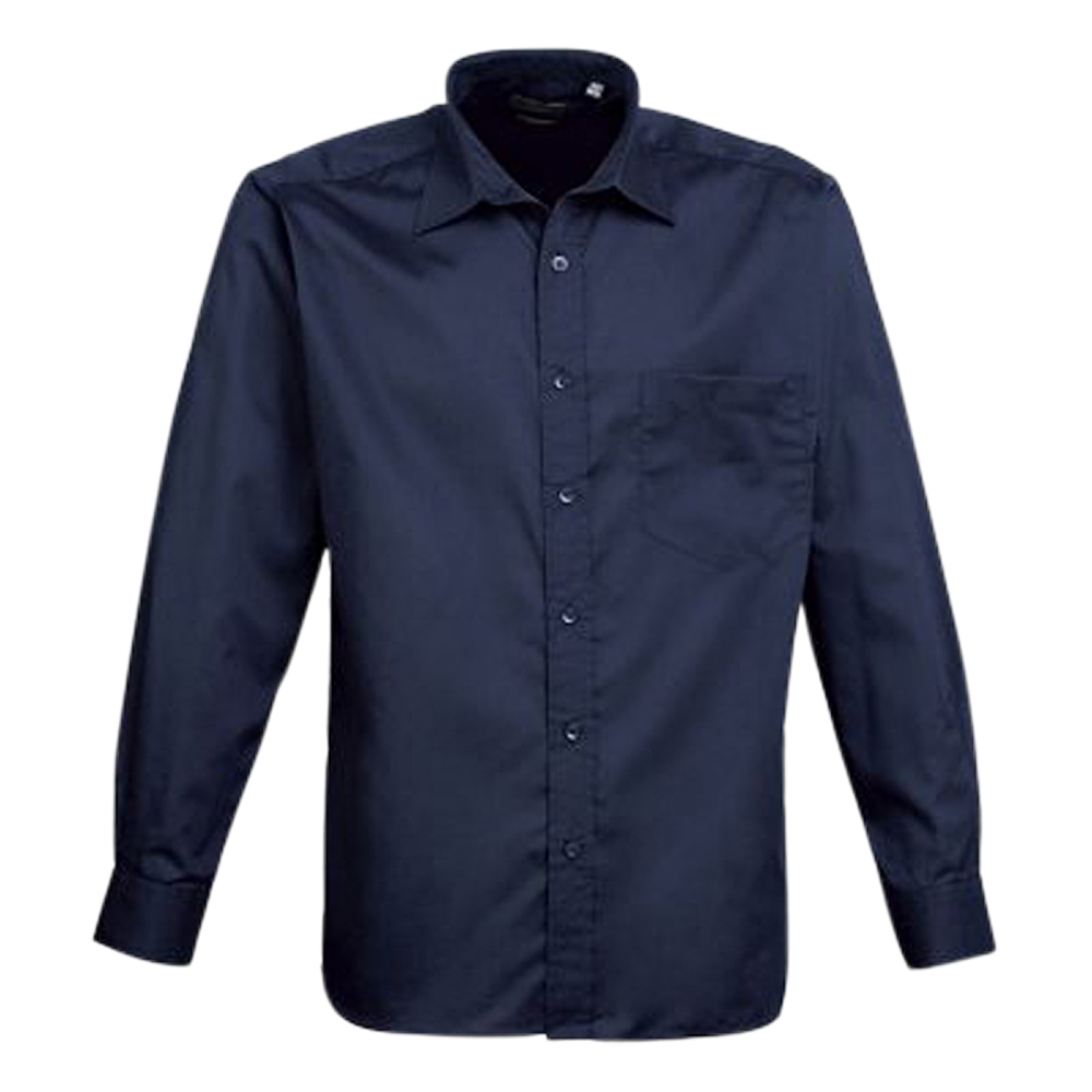 Essential Classic Long Sleeve Shirt