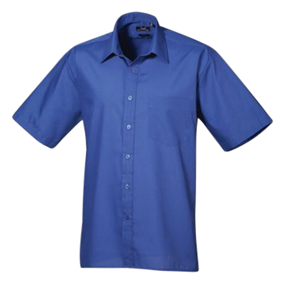 Essential Short Sleeve Classic Shirt