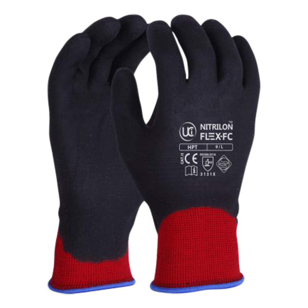Nitrilon Flex-FC PVC HPT Coated Glove