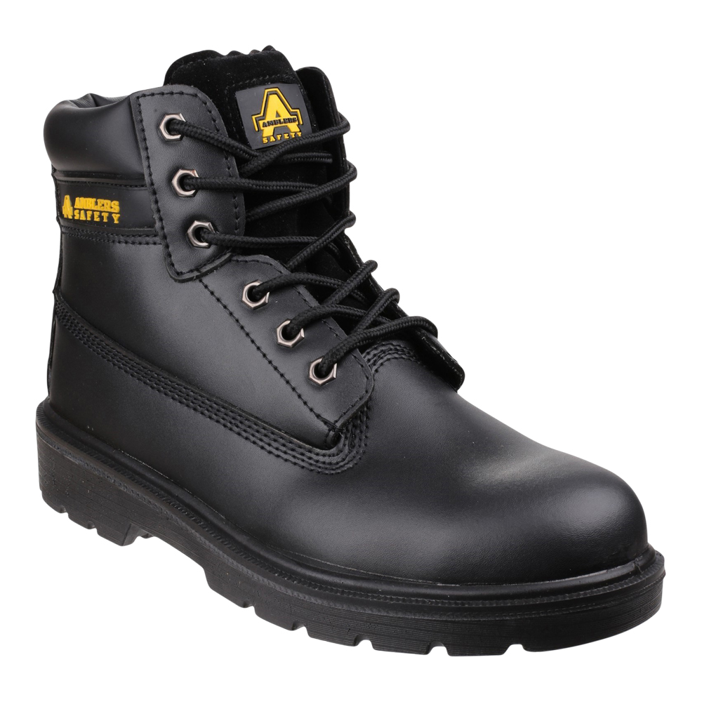 6 Eyelet Safety Boot