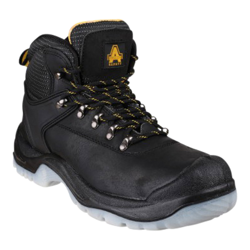 Amblers Water Resistant Hiker Boot (PU/TPU Sole)