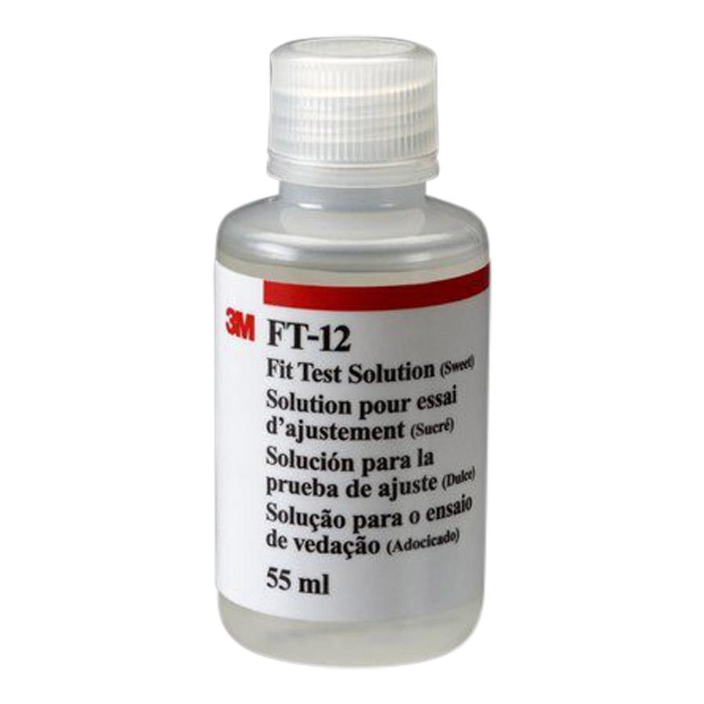 3M™ Fit Test Solution FT-12, Sweet 6 EA/Case