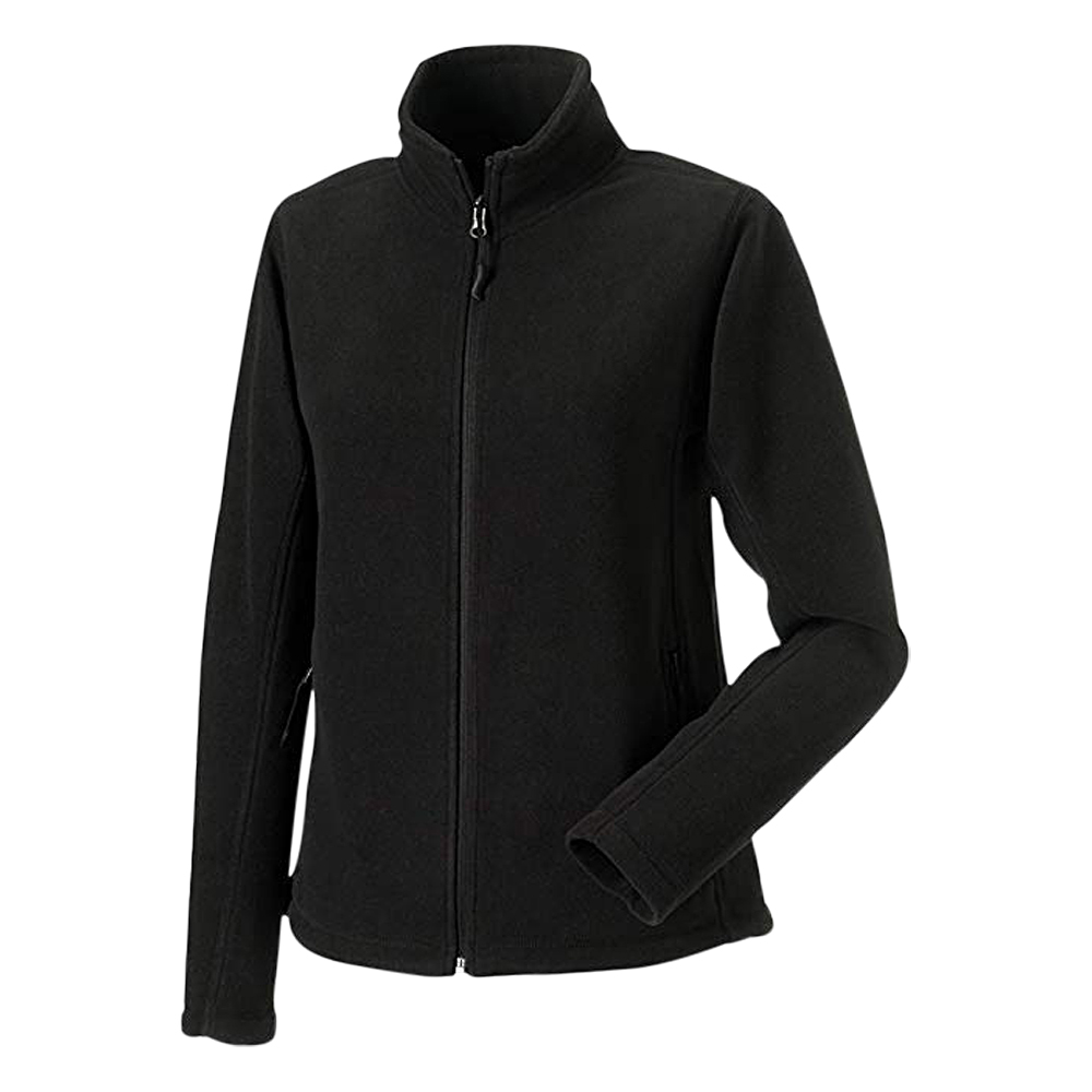 Ladies Full-Zip Outdoor Fleece Jacket