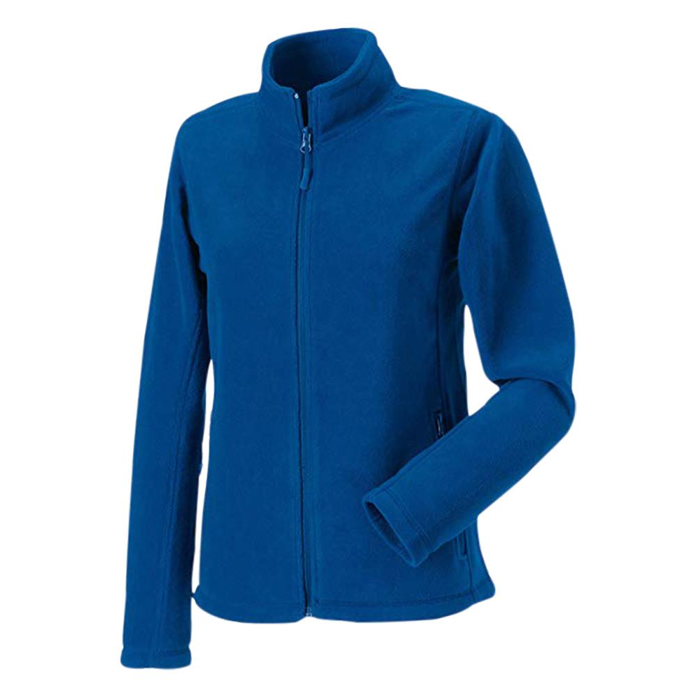 Ladies Full-Zip Outdoor Fleece Jacket