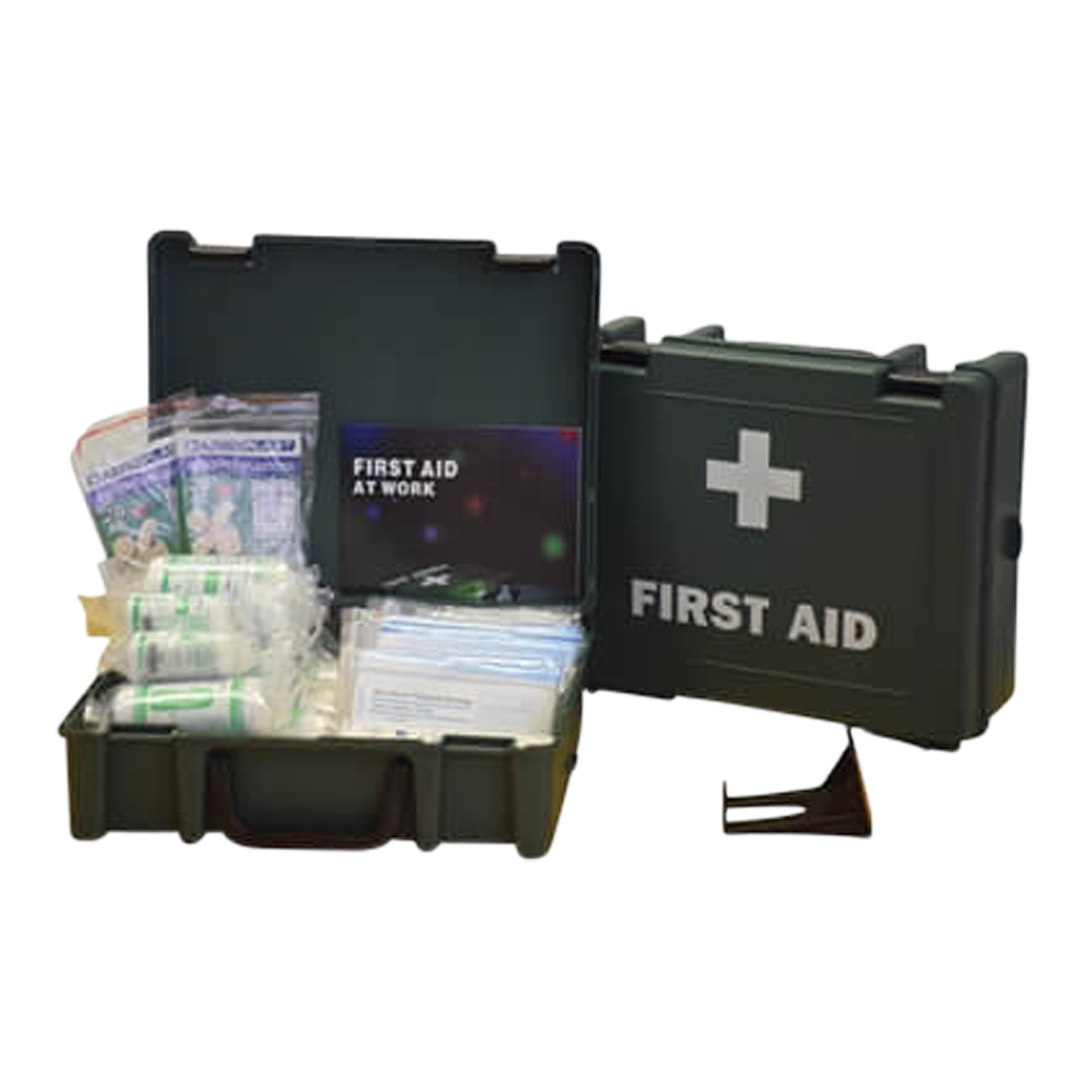 HSE 11-20 Person First Aid Kit (with Wall Bracket)