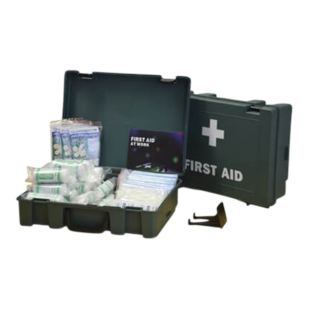 HSE 21-50 Person First Aid Kit (with Wall Bracket)