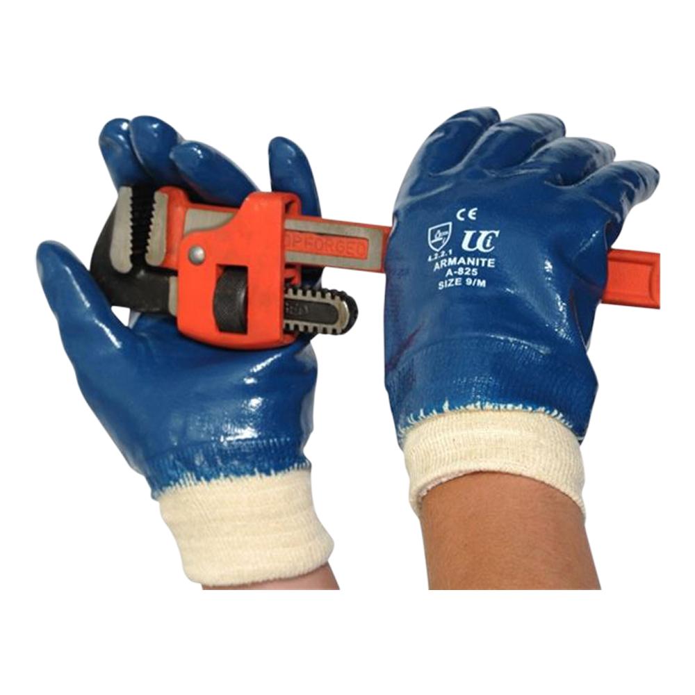 Heavyweight Nitrile Coated Glove