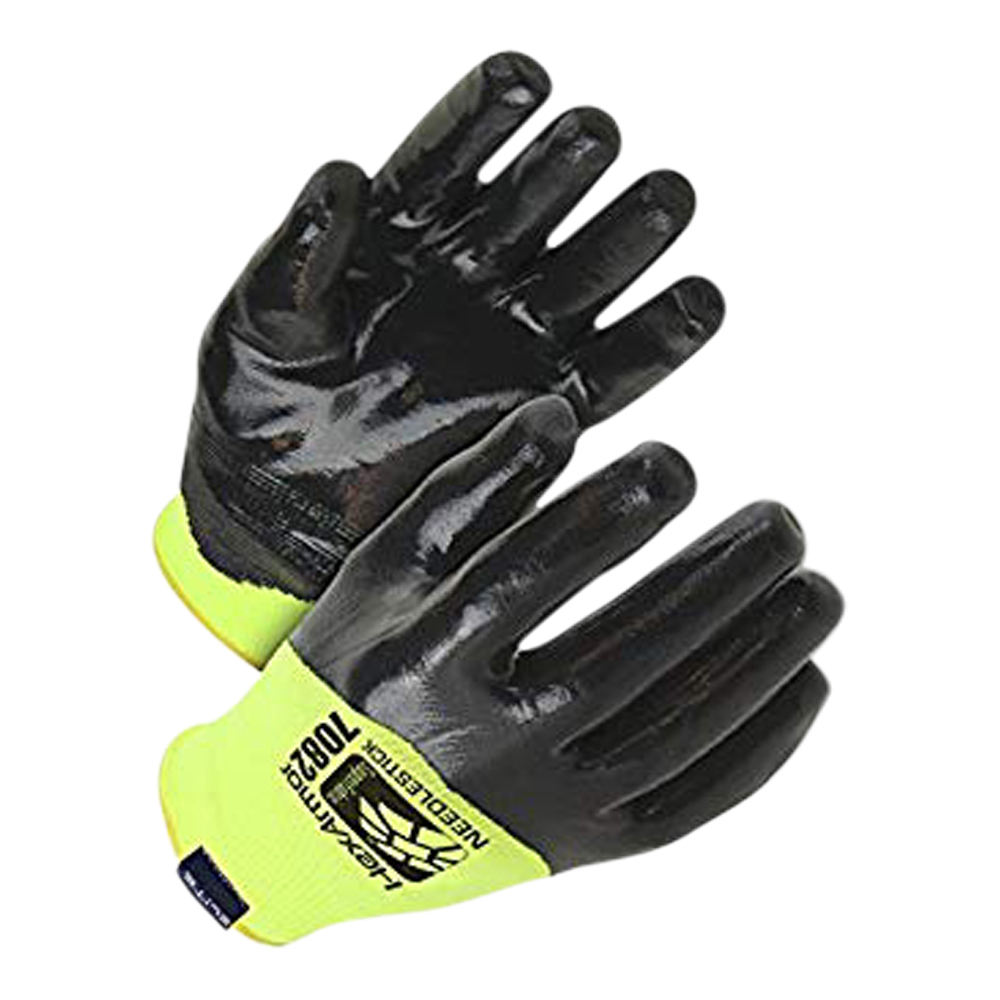 Hexarmour Sharpmaster Nitrile Glove