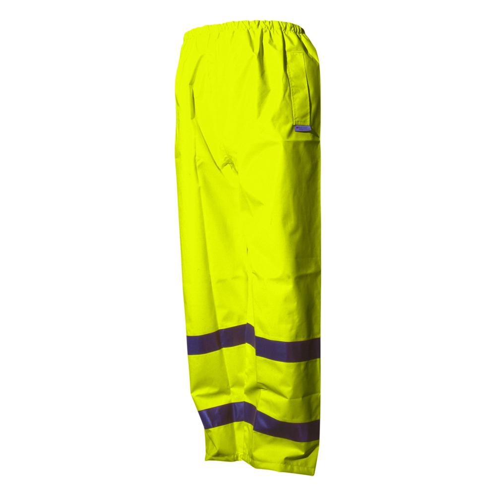 Hi-Vis PU/Polyester Trouser (Class 1)