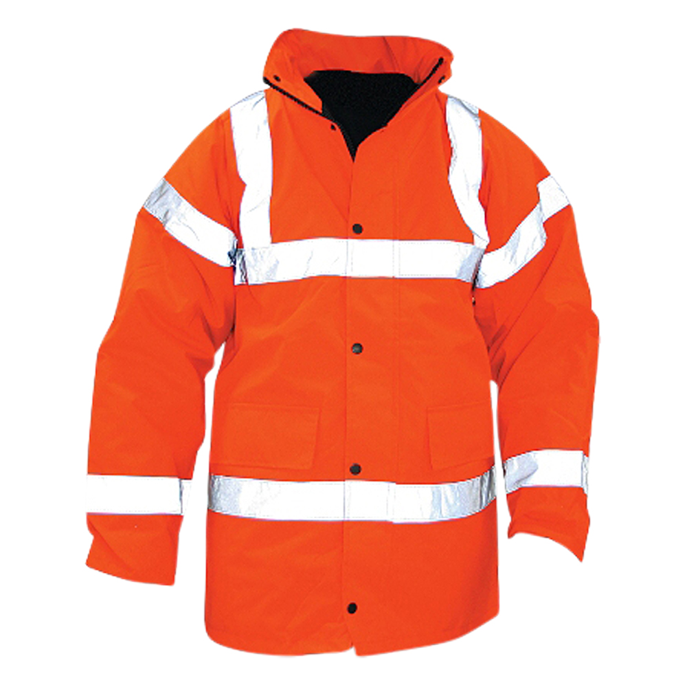 Hi-Vis Railtrack Jacket