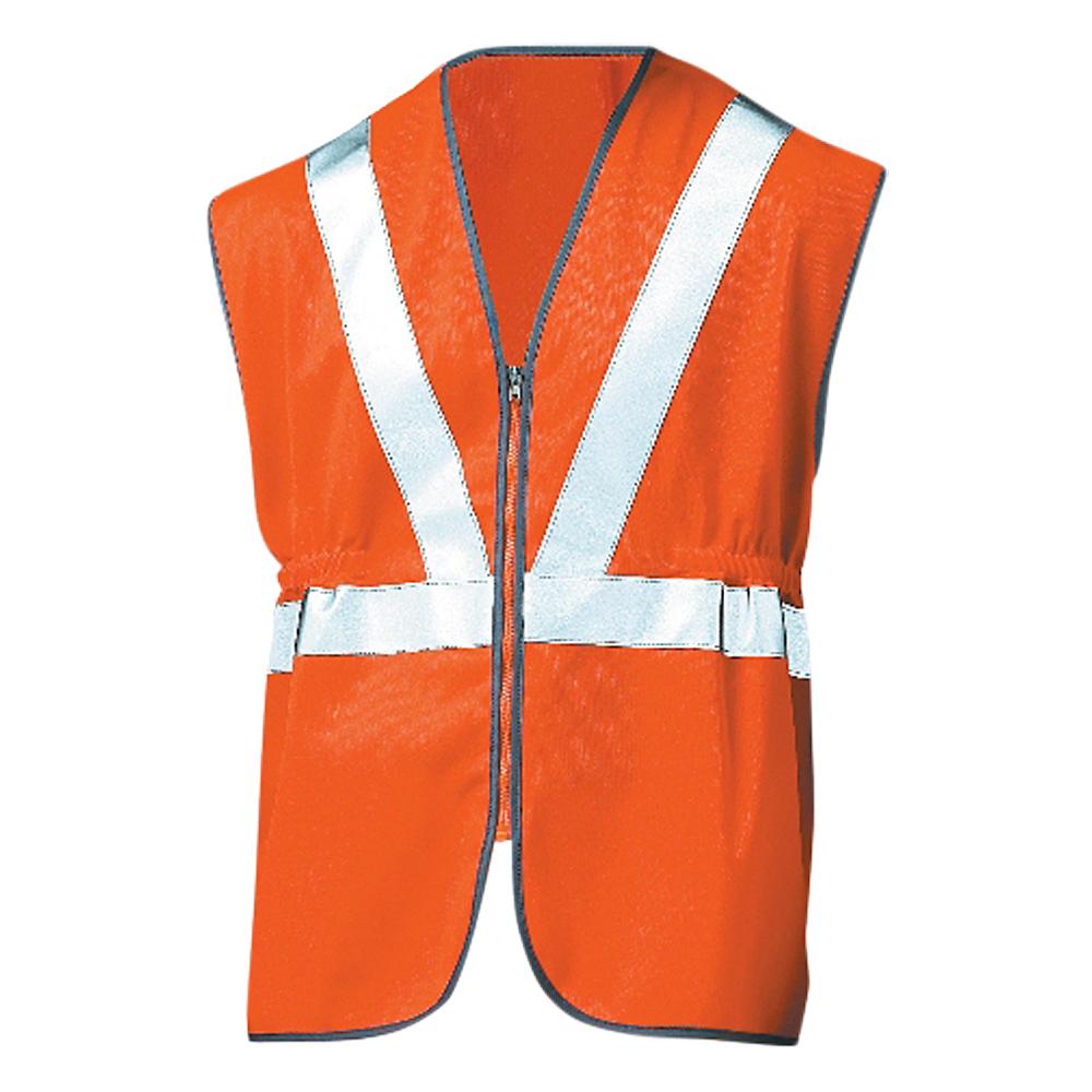 Hi-Vis Railtrack Waistcoat