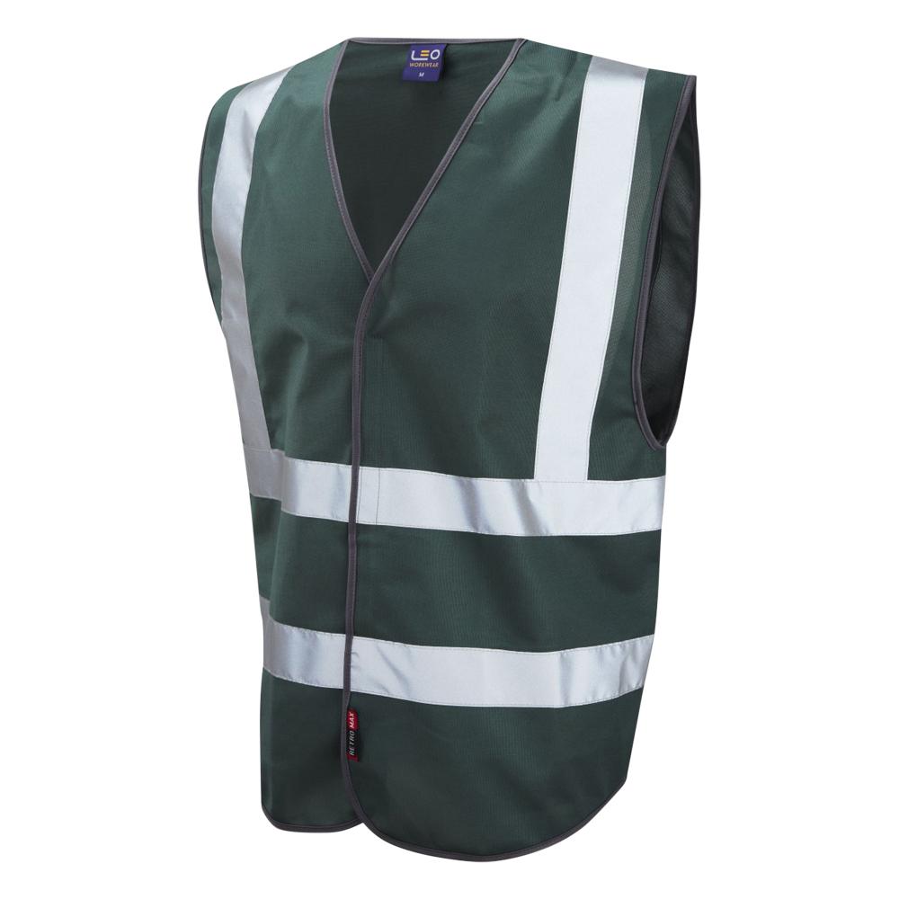 Hi-Vis Single Colour Reflective Waistcoat (Non ISO 20471)