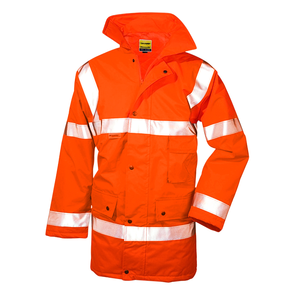 Hi-Vis Waterproof Anorak