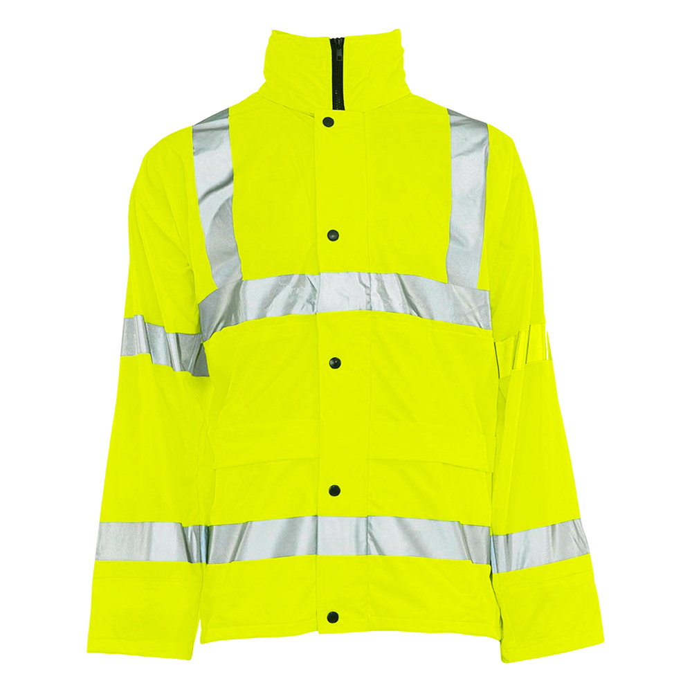 Hi-Vis Waterproof Jacket