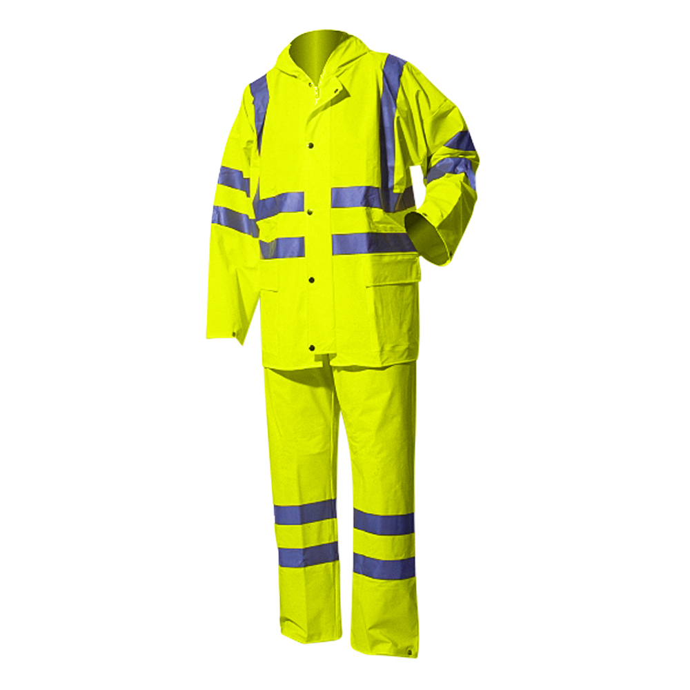 Hi-Vis Waterproof Trouser
