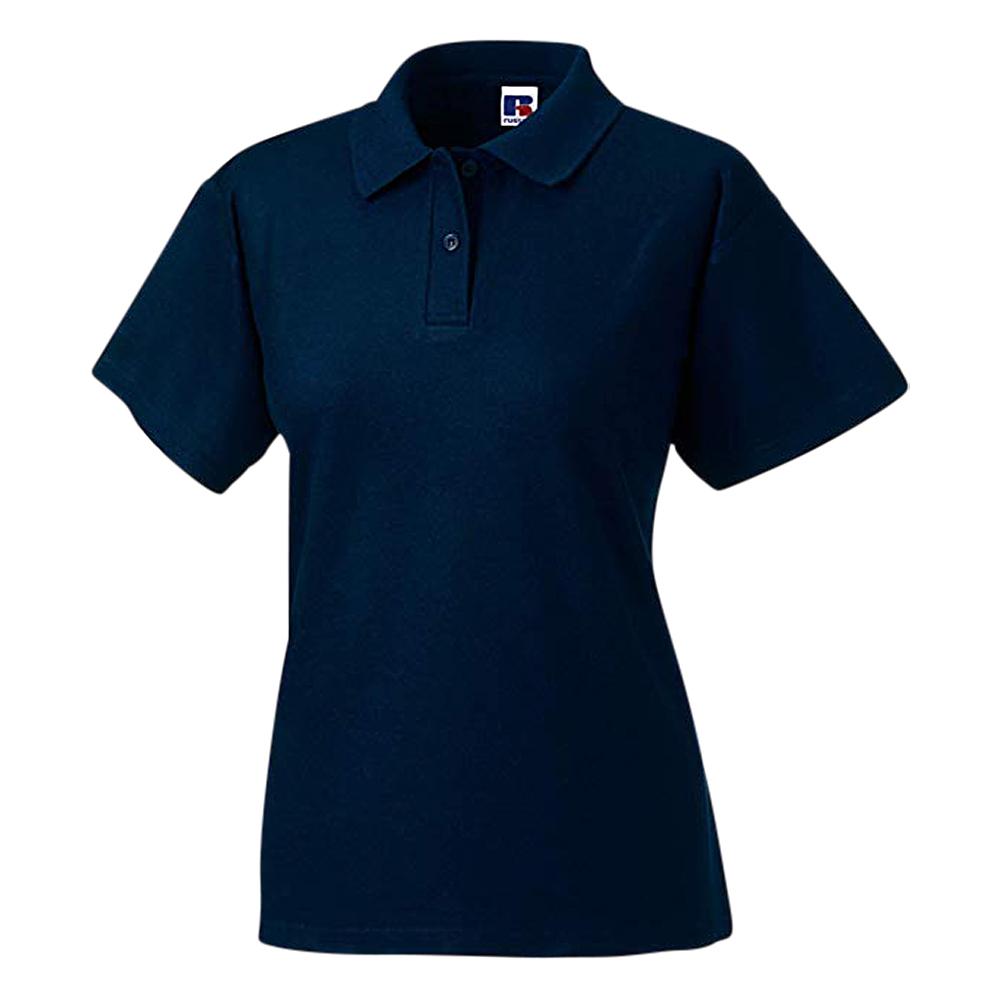 Ladies Jerzees Pique Poloshirt