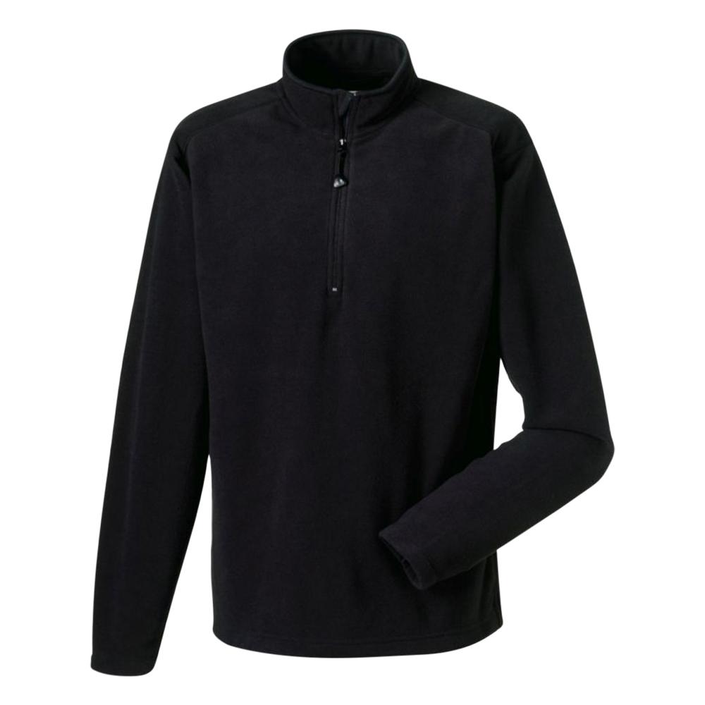 Jerzees Zip Neck Microfleece Jacket