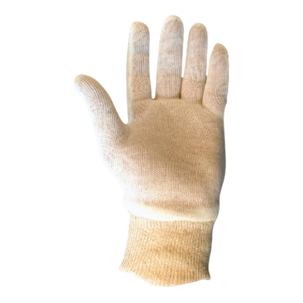 Knit Wrist Liner Glove (Ladies)