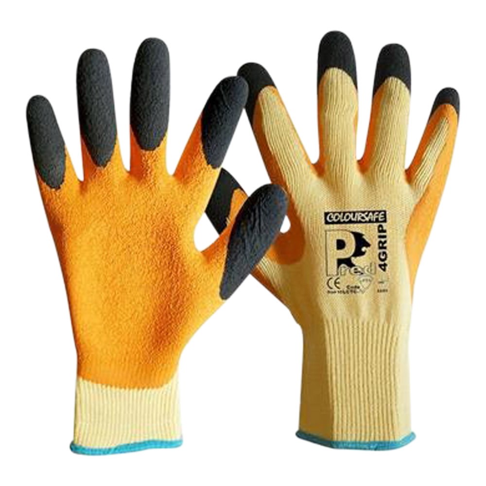 PredPaws 4Grip Latex CutLevel 2 Glove