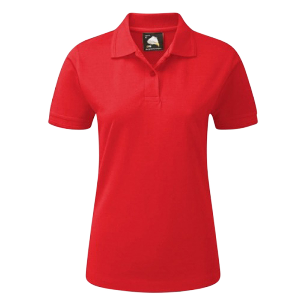 Ladies Polycotton Poloshirt